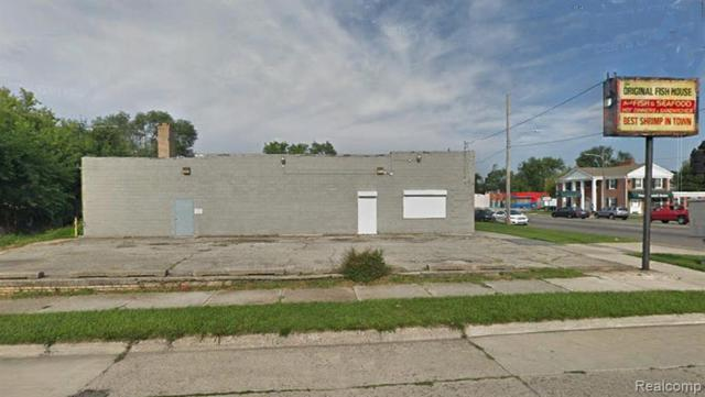 19501 W Seven Mile, Detroit, MI 48219 (MLS #219065804) :: The Toth Team