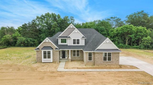 4260 Fleming Way, Superior Twp, MI 48170 (#219065819) :: The Buckley Jolley Real Estate Team