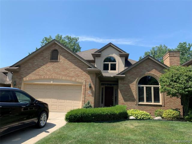 25 Turnberry Lane, Dearborn, MI 48120 (#219065892) :: The Buckley Jolley Real Estate Team
