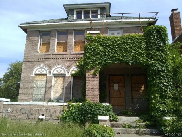 4264 W Grand Street, Detroit, MI 48238 (MLS #219066025) :: The Toth Team
