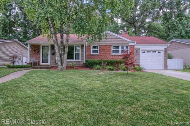 740 Parkview Drive, Plymouth, MI 48170 (#219066131) :: GK Real Estate Team