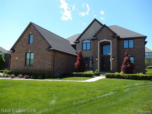 18834 Marble Head Drive, Northville, MI 48168 (#219066142) :: RE/MAX Classic