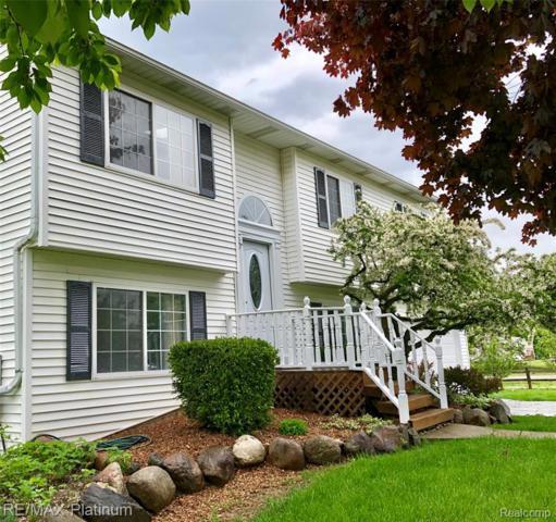 9491 Wildwood Lake Drive, Northfield Twp, MI 48189 (#219066294) :: The Buckley Jolley Real Estate Team