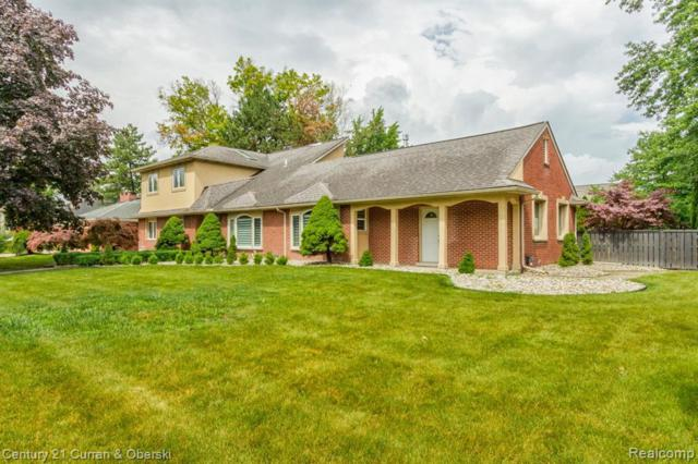 2 Parkside Court, Dearborn, MI 48124 (#219066340) :: Alan Brown Group