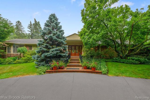 645 Lone Pine Road, Bloomfield Hills, MI 48304 (#219066409) :: RE/MAX Classic