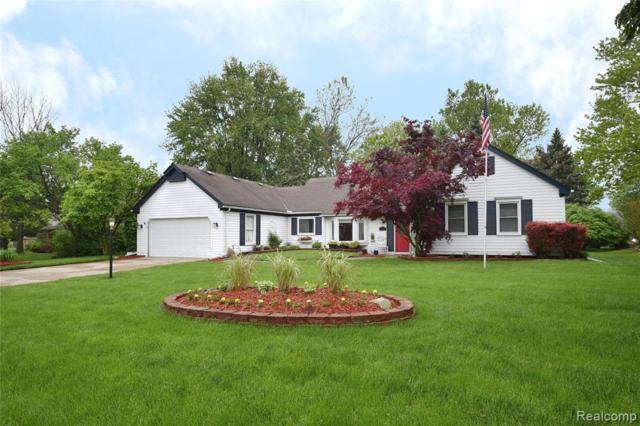 35984 Charter Crest Road, Farmington Hills, MI 48335 (#219066434) :: RE/MAX Classic