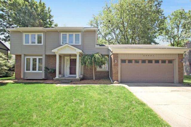 25051 Sullivan Lane, Novi, MI 48375 (#543266574) :: GK Real Estate Team