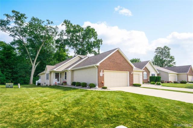 7168 Burning Bush Lane, Clayton Twp, MI 48433 (MLS #219066721) :: The Toth Team