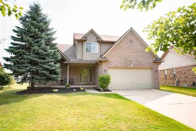 6333 Crystal Lake Drive, Romulus, MI 48174 (MLS #57031386430) :: The Toth Team