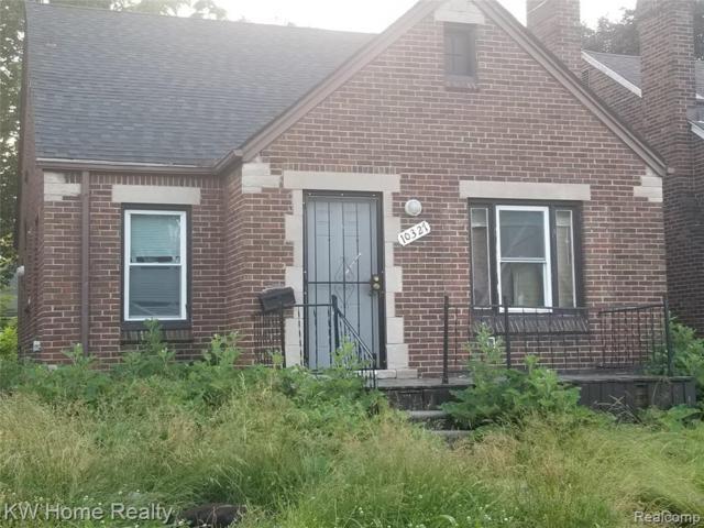 10327 Beaconsfield Street, Detroit, MI 48224 (#219066878) :: RE/MAX Classic
