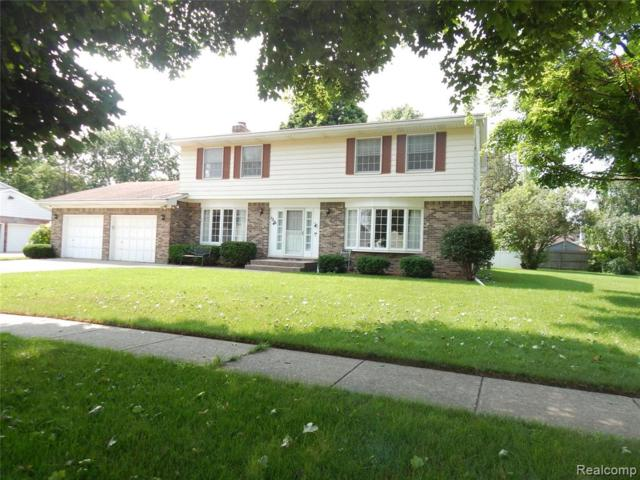 1216 Pleasantview Drive, Flushing, MI 48433 (#219066960) :: The Mulvihill Group