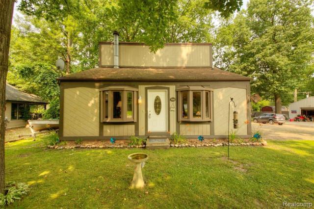 6491 Woodland Rd, Hamburg Twp, MI 48189 (#219067023) :: The Buckley Jolley Real Estate Team