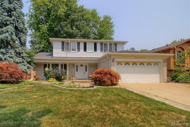 14228 Balmoral Street, Riverview, MI 48193 (#219067077) :: The Mulvihill Group