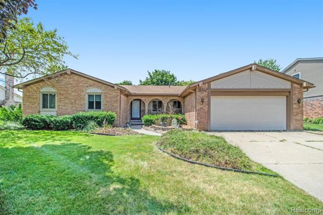 16847 Dunswood Road, Northville Twp, MI 48168 (#219067108) :: RE/MAX Classic