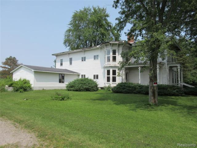 400 W Main Street, Otisville Vlg, MI 48463 (#219067114) :: The Buckley Jolley Real Estate Team
