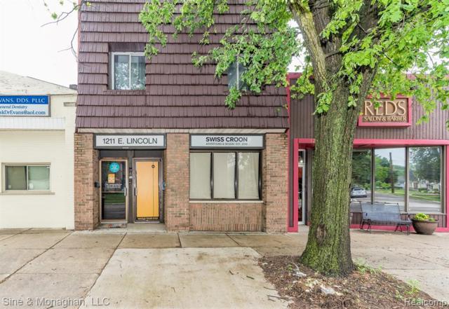 1211 E Lincoln Avenue, Royal Oak, MI 48067 (#219067142) :: RE/MAX Classic