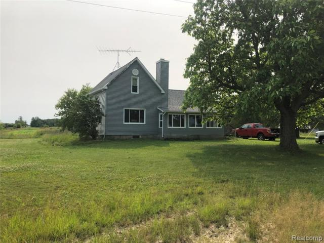 8990 Capac Road, Lynn Twp, MI 48416 (#219067171) :: The Buckley Jolley Real Estate Team