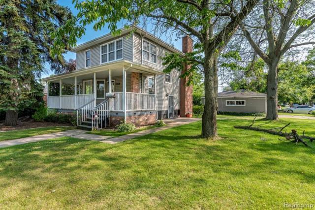 22369 Nowlin Street, Dearborn, MI 48124 (#219067212) :: The Buckley Jolley Real Estate Team