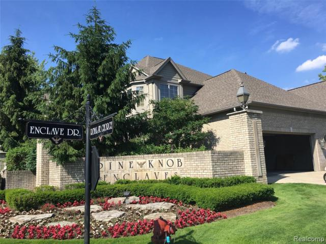 6403 Enclave Drive #60, Independence Twp, MI 48348 (#219067232) :: The Buckley Jolley Real Estate Team