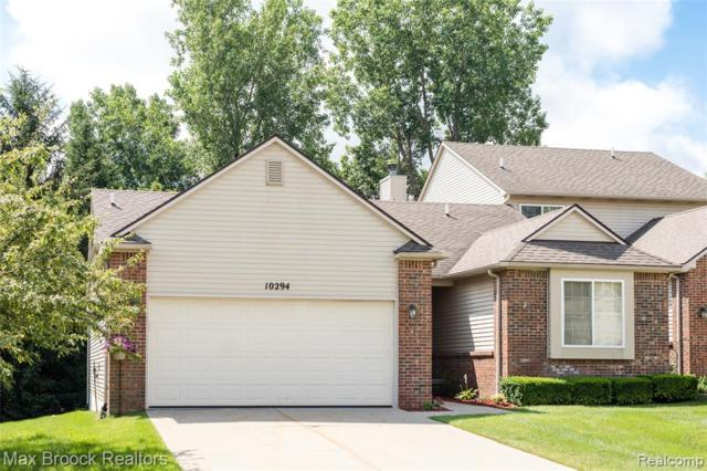 10294 Northvalley Court, Hartland Twp, MI 48353 (#219067305) :: The Buckley Jolley Real Estate Team