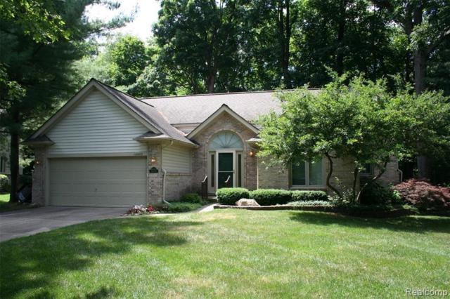 15555 Forestview Drive, Northville Twp, MI 48170 (#219067324) :: GK Real Estate Team