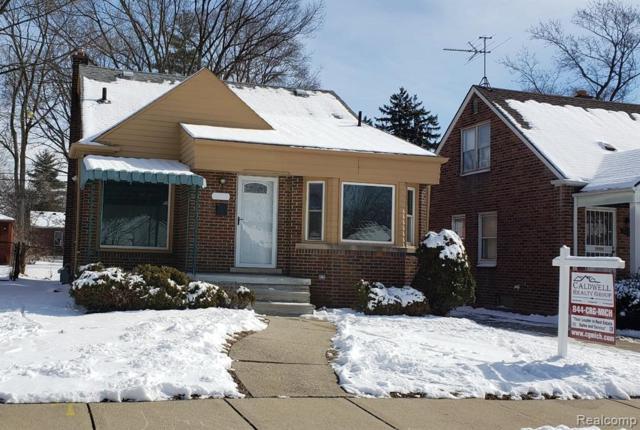 9936 Virgil, Redford Twp, MI 48239 (#219067365) :: The Buckley Jolley Real Estate Team
