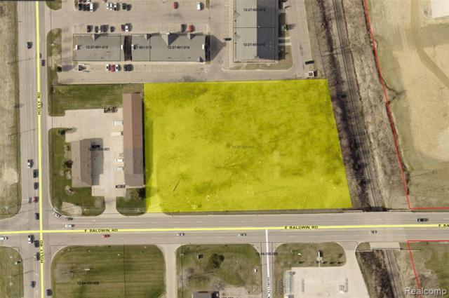 0 E Baldwin Road, Grand Blanc Twp, MI 48442 (MLS #219067373) :: The John Wentworth Group