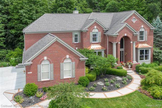 17535 Oak Hill Drive, Northville Twp, MI 48168 (#219067397) :: GK Real Estate Team