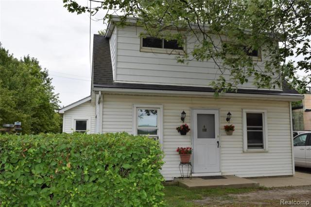 3473 Main Street, Marlette, MI 48453 (MLS #219067561) :: The Toth Team