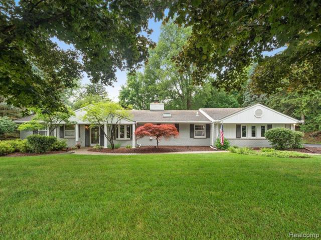 2644 Marie Circle, Bloomfield Twp, MI 48302 (#219067604) :: RE/MAX Nexus