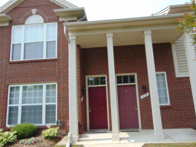 1636 Deepwood Circle #3, Rochester, MI 48307 (#219067614) :: The Alex Nugent Team | Real Estate One