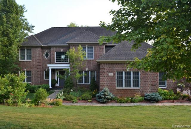 244 Fairway View Drive, Oxford Twp, MI 48371 (MLS #219067673) :: The Toth Team