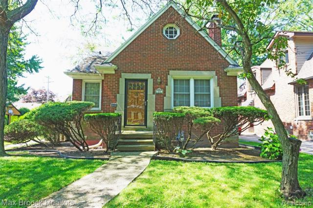 451 Cloverly Road, Grosse Pointe Farms, MI 48236 (MLS #219067804) :: The Toth Team