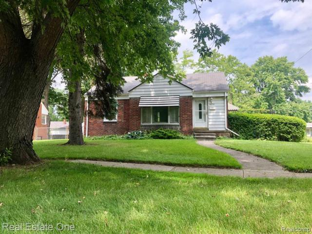 26750 N River Park Drive, Inkster, MI 48141 (MLS #219067852) :: The Toth Team
