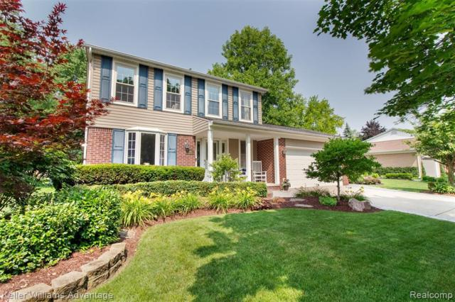 11461 Spicer Drive, Plymouth Twp, MI 48170 (#219067857) :: GK Real Estate Team