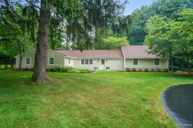 47046 Curtis Road, Northville Twp, MI 48168 (#219067869) :: RE/MAX Classic