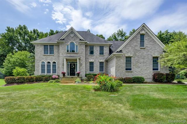 13890 Bridgewater Court, Green Oak Twp, MI 48178 (#219067908) :: The Buckley Jolley Real Estate Team