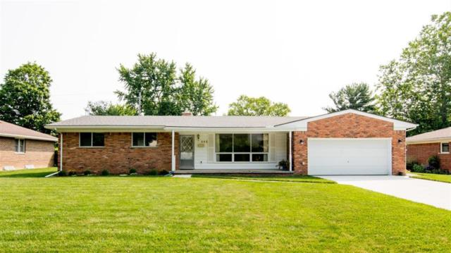 392 Mills Road, Saline, MI 48176 (MLS #543267028) :: The Toth Team