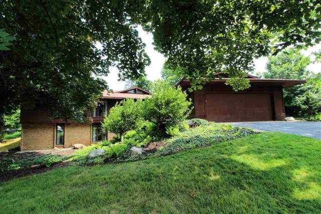2050 Sunset Drive, Owosso Twp, MI 48867 (MLS #5031386790) :: The Toth Team