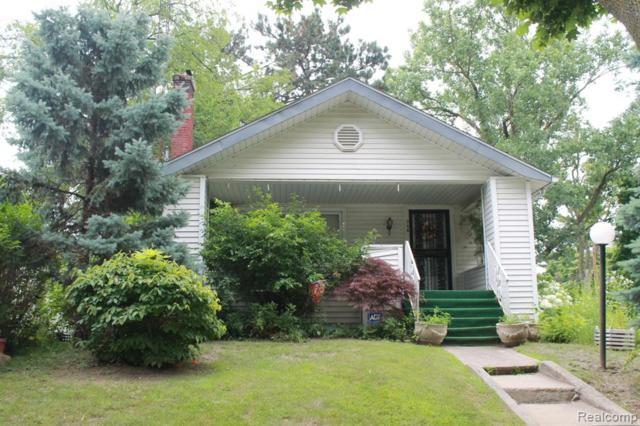 706 E 12TH Street, Flint, MI 48503 (#219067975) :: The Mulvihill Group