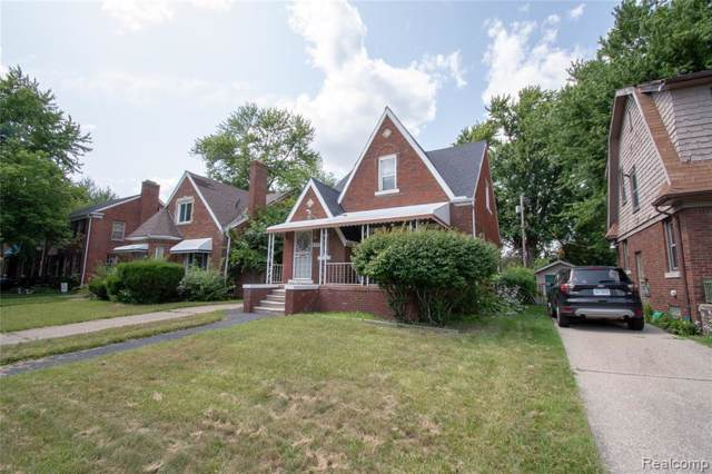 14303 Rosemary Street, Detroit, MI 48213 (#219068063) :: The Buckley Jolley Real Estate Team
