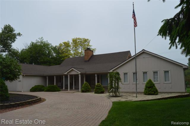 48975 N Territorial Road, Plymouth Twp, MI 48170 (#219068146) :: RE/MAX Classic
