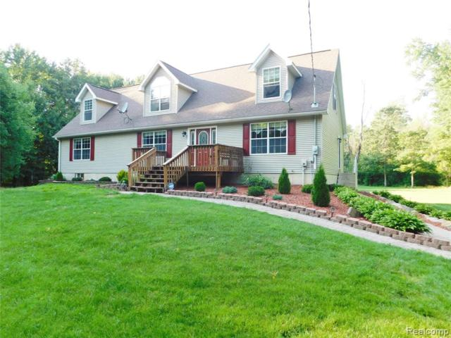 10144 W Allen Road, Conway Twp, MI 48836 (#219068239) :: The Alex Nugent Team | Real Estate One