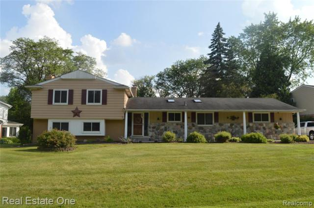 30157 Fiddlers Green, Farmington Hills, MI 48334 (#219068241) :: RE/MAX Classic
