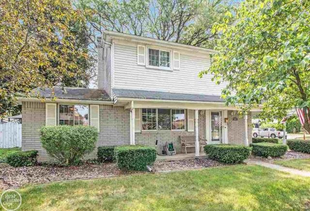 8957 San Marco, Sterling Heights, MI 48313 (#58031386853) :: The Alex Nugent Team | Real Estate One