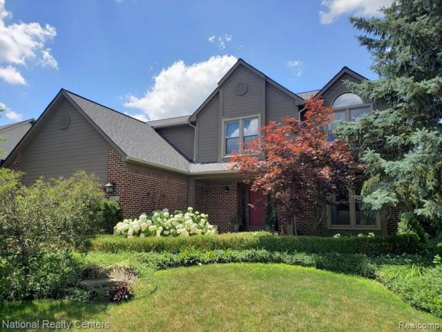 22563 Havergale Street, Novi, MI 48374 (#219068295) :: Duneske Real Estate Advisors