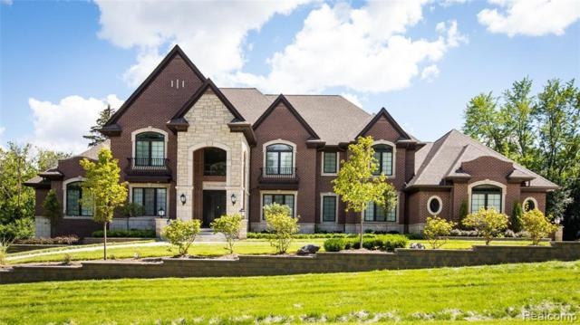 700 E Square Lake Road, Bloomfield Twp, MI 48304 (#219068322) :: The Buckley Jolley Real Estate Team