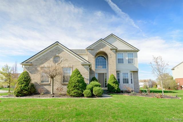 4014 Hopefield Court, Canton Twp, MI 48188 (#219068384) :: RE/MAX Classic