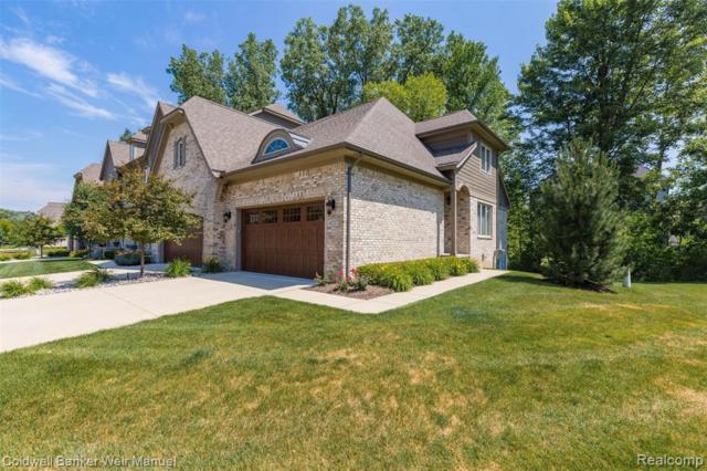 4217 Oak Arbor Court, Oakland Twp, MI 48306 (#219068395) :: Team DeYonker