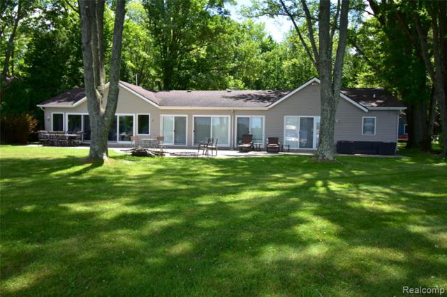 7534 Base Lake Road, Webster Twp, MI 48130 (#219068411) :: The Mulvihill Group